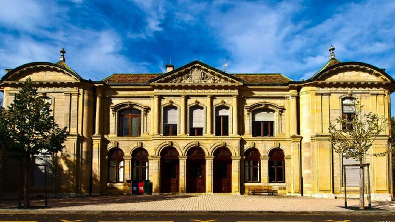 Imagen del Colegio suizo en el que estudiarán los hijos de los duques de Palma