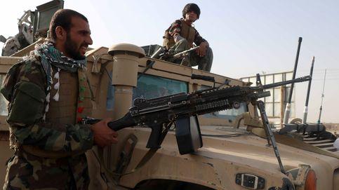 Los talibanes dicen que ya controlan el 85% de Afganistán tras su última ofensiva