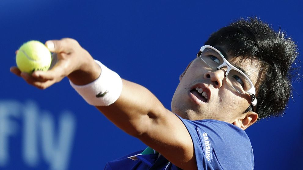 Nadal se impone a Chung, el penúltimo proyecto del deseado tenis asiático