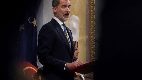 El Rey: España no puede ser de unos contra otros