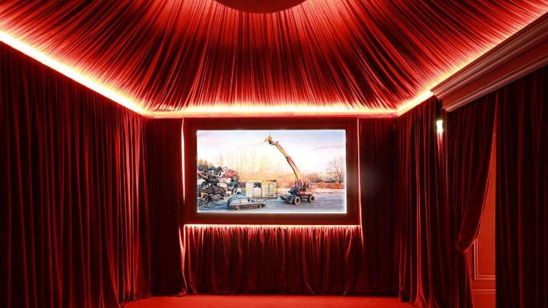 Esta Cinema da Camera habría vuelto loco (más) a Dalí. (Foto: Gucci)