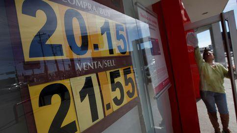 El Banco de México vende más de 4.000M de dólares en dos días para proteger el peso