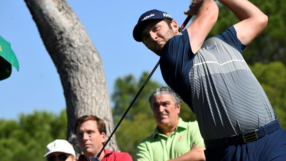 El golpe de Jon Rahm en el Open de España y el récord que iguala de Seve Ballesteros