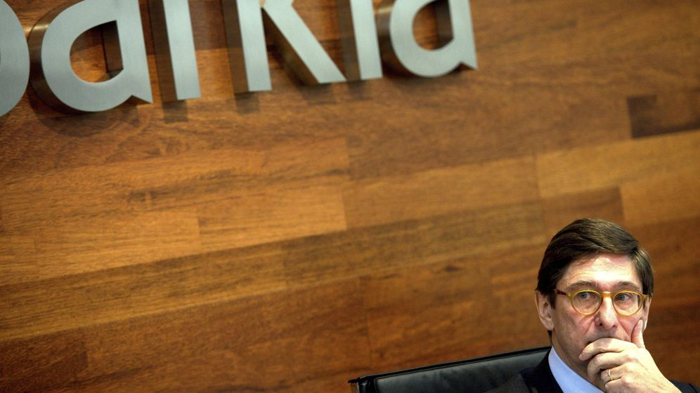 Foto: El presidente de Bankia, José Ignacio Goirigolzarri (EFE).