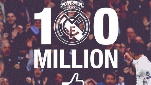 Así fue la loca batalla que ganó el Madrid al Barça para llegar a 100 millones en FB