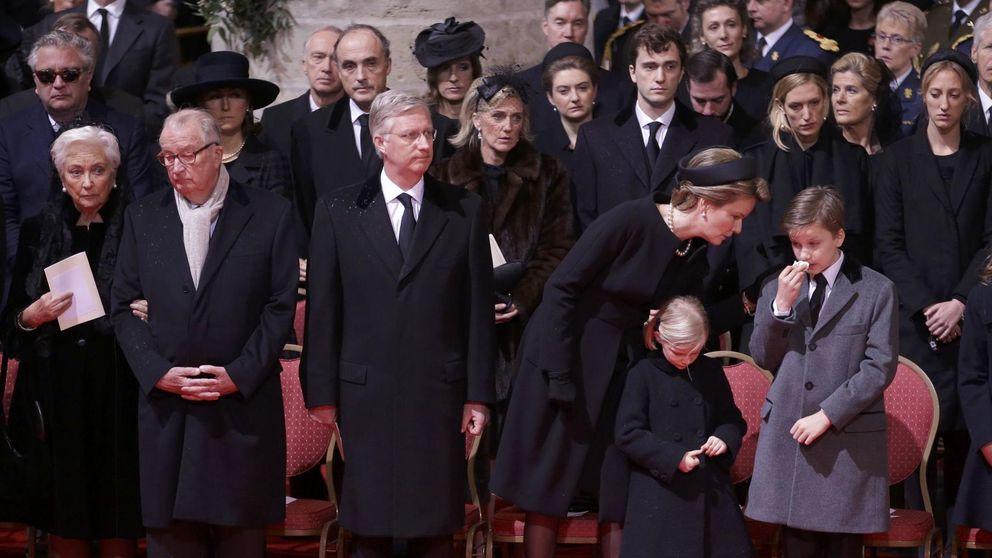 Así se fraguó la amistad de Fabiola de Bélgica con el coro rociero