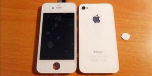 Un joven chino de Nueva York se hace de oro con las carcasas del iPhone blanco