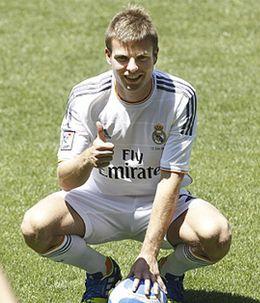 Foto: Illarramendi: Cristiano es el mejor del mundo y la referencia de este Madrid