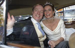 El duque de Parma bautiza a su hija Cecilia este sábado