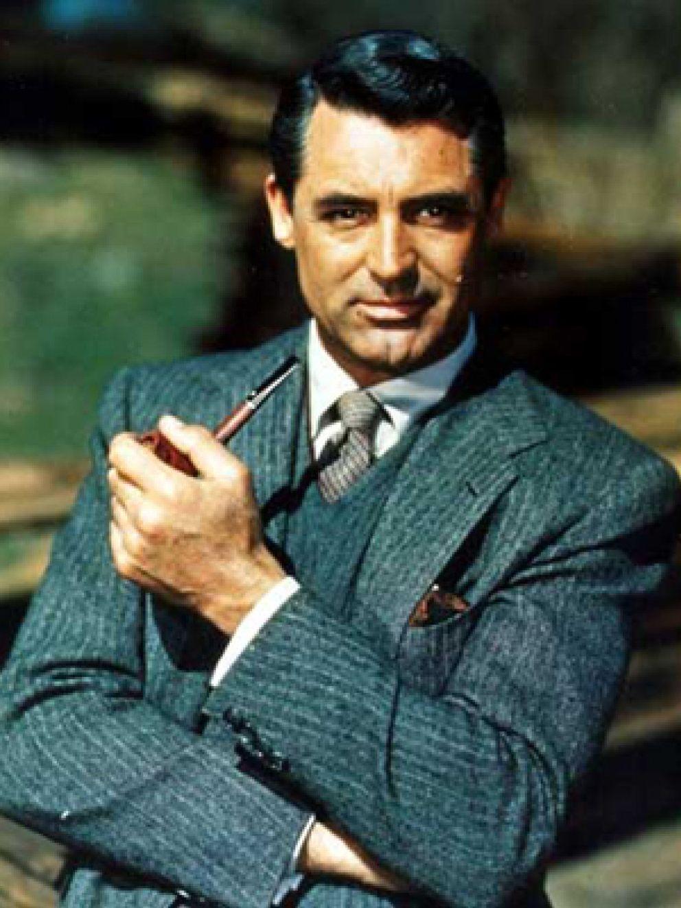 Foto: Cary Grant, un gentleman con una peligrosa adicción al LSD