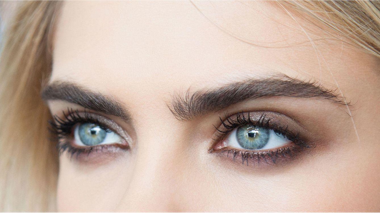 Foto: Los ojos juveniles de Cara Delevingne