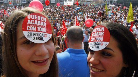Los sindicatos preparan un otoño caliente para mejorar los salarios