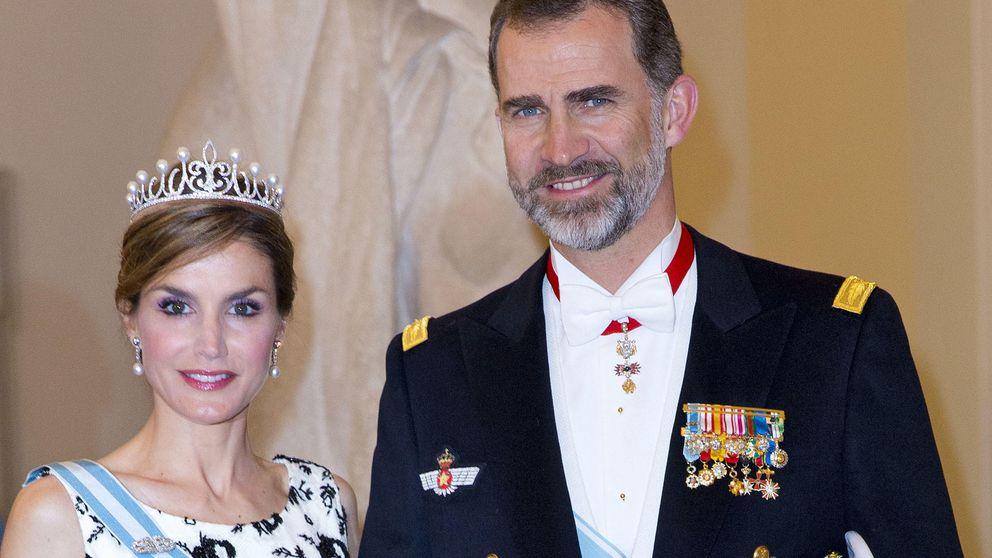 Doña Letizia ya tiene nuevo sarao real a la vista: el 70 cumpleaños del rey de Suecia