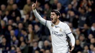 El indulto que pide Morata al Atlético para que no se le tache de madridista