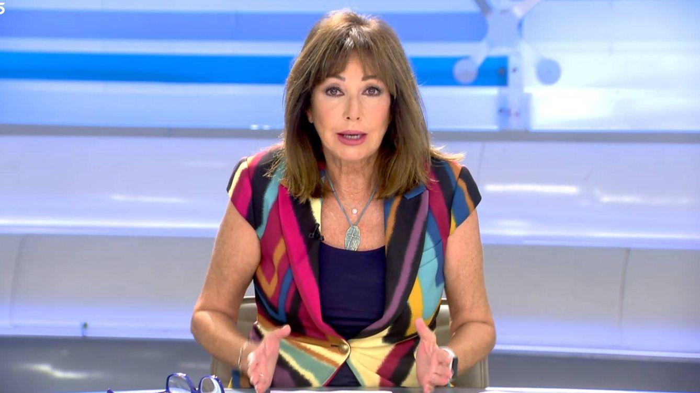 Ana Rosa y el mal olor que desprende el posible pacto del Gobierno con Bildu