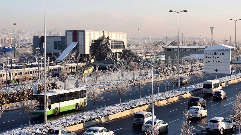 Un accidente ferroviario en Turquía deja al menos 9 muertos y 47 heridos