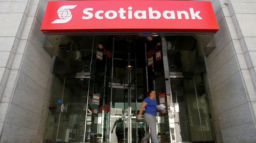 Foto: Sede de Scotiabank