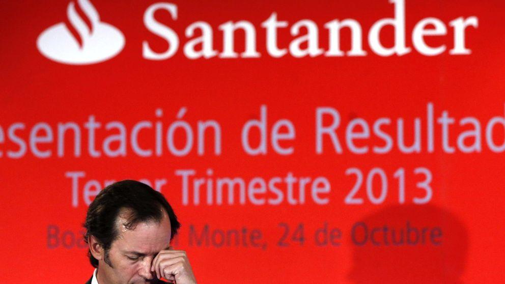 Santander deja 188 empleos en el aire tras vender el área de recobros