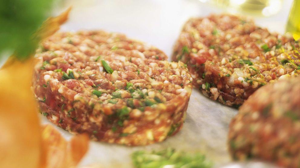 Cómo cocinar la hamburguesa perfecta