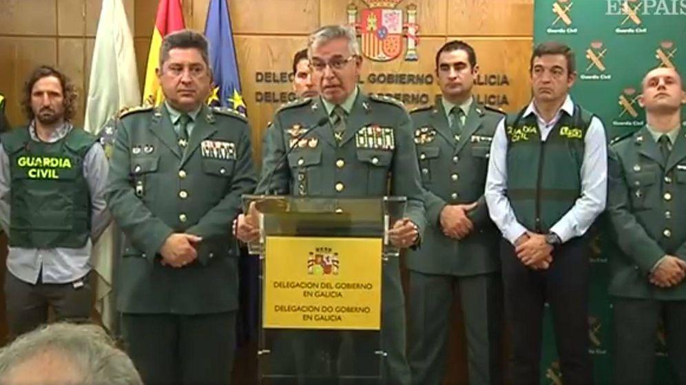 Foto: La Guardia Civil ha dedicado unas palabras de crítica a los medios de comunicación por el caso Diana Quer.