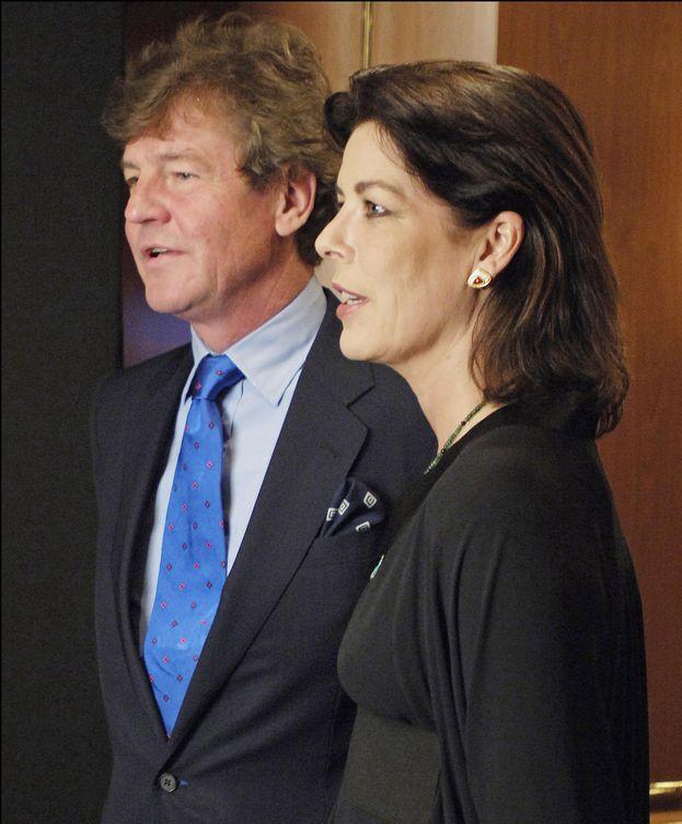 Foto: Ernesto y Carolina en una imagen de archivo