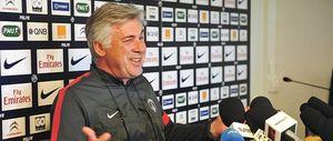 Foto: Ancelotti, un técnico dialogante que está en las antípodas de Mourinho