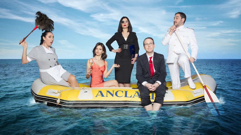 Foto: 'Anclados' (Telecinco)