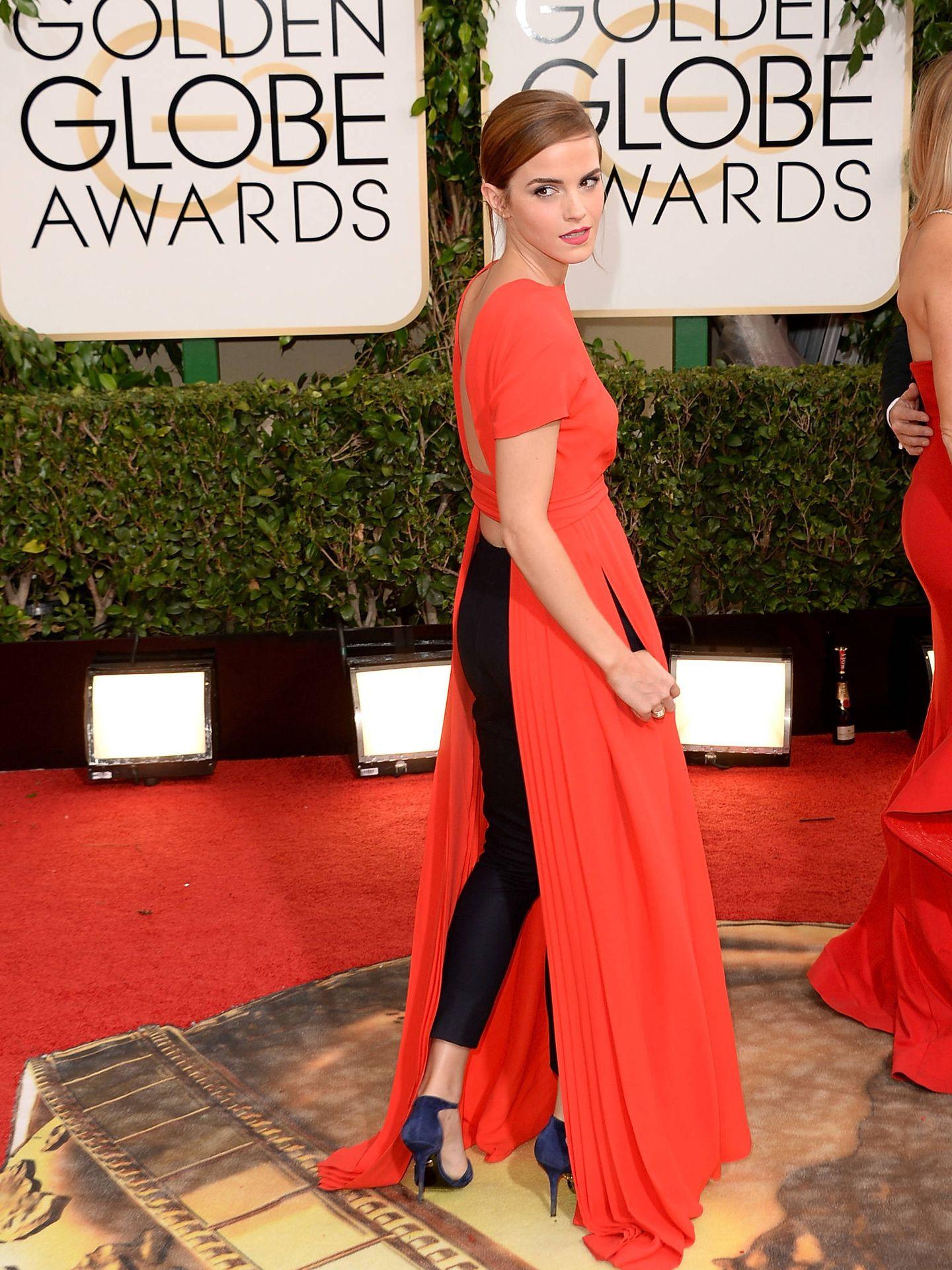 Emma Watson. (Getty)