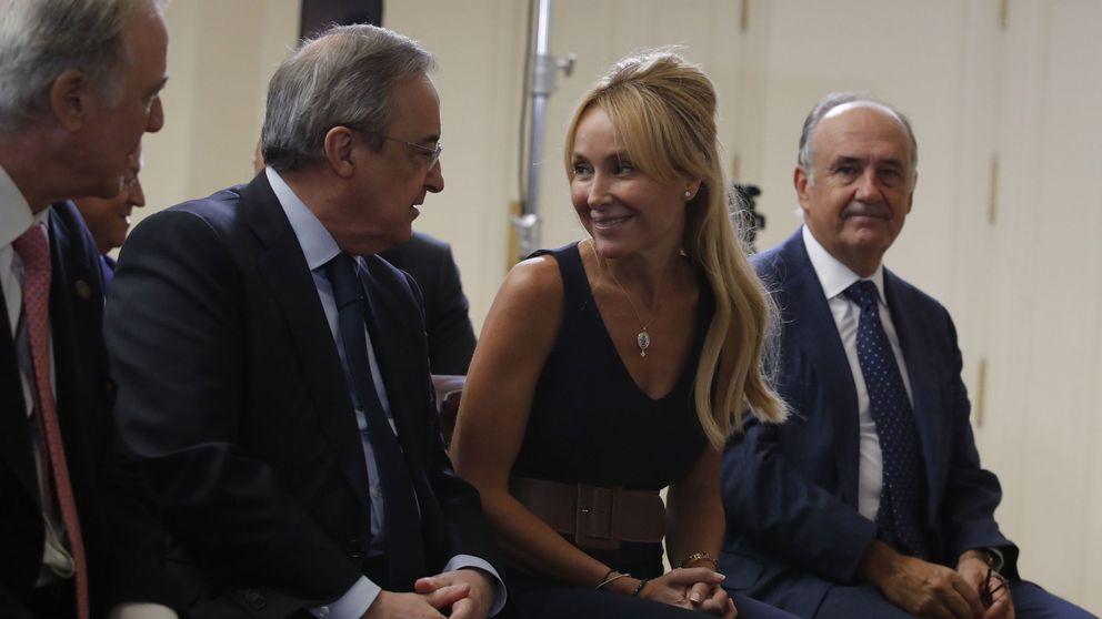 Florentino promete una rentabilidad del 20% en Abertis para calmar al mercado