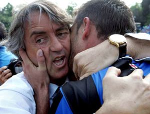 Materazzi y Manzini, Inter de Milán, relacionados con la mafia
