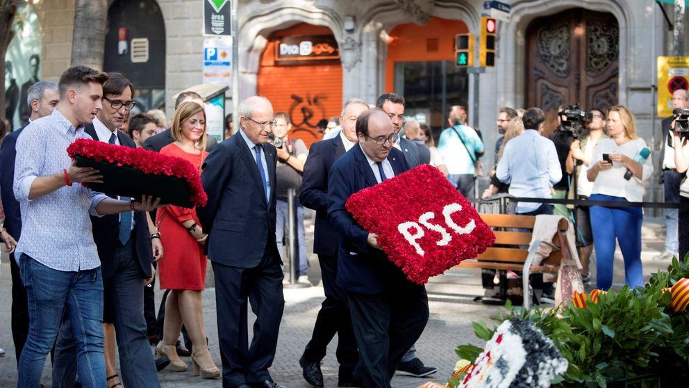 Iceta (PSC): La Diada es de todos, pero sobre todo hay que hacerla de todos