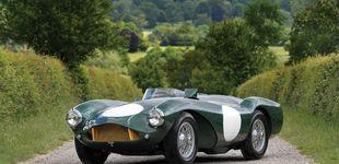 Post de El legendario Aston Martin DB3 de James Bond sale a subasta