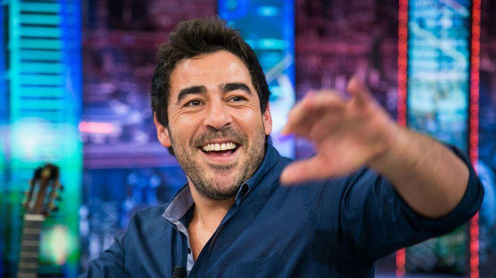 Foto: El actor Pablo Chiapella, en 'El hormiguero'. (Atresmedia)