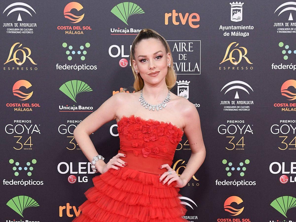 Foto:  Ester Expósito. (Getty)