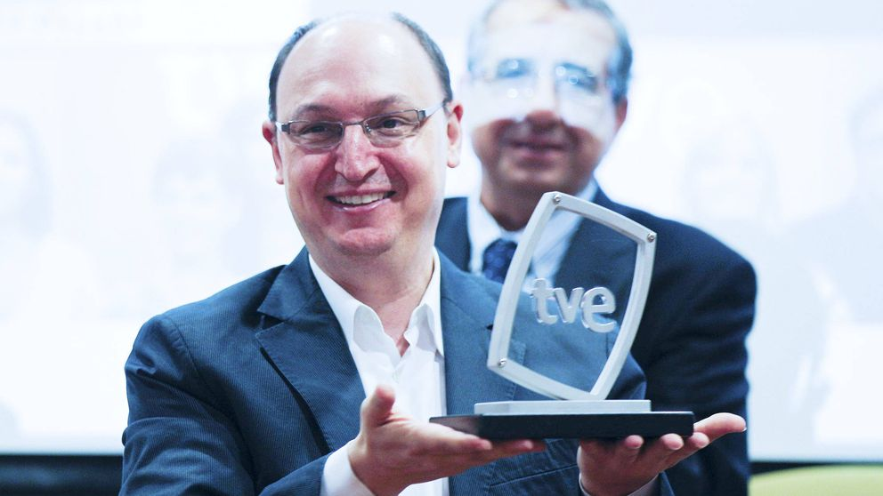 Fran Llorente, el presidente en la sombra de RTVE: Está en todos los comités