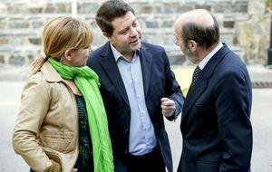 García-Page se suma a Patxi López en la sucesión: Yo tampoco me pondré de perfil