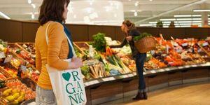 Foto: Quienes compran alimentos ecológicos suelen creerse moralmente superiores