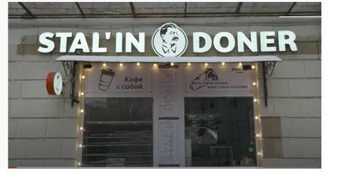 Stalin vuelve a las calles de Moscú por un día: abren y cierran un kebab en su honor en 24 horas