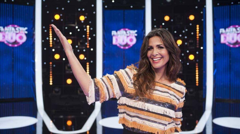 Foto: Nuria Roca, presentadora de 'Fantastic Duo'.