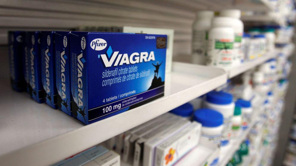 Foto: Una caja de viagra en una farmacia de Toronto. (Reuters)