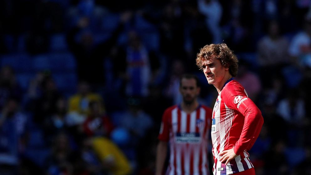 El 'hasta aquí hemos llegado' del Atlético de Madrid a Griezmann