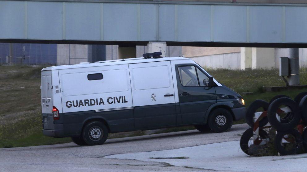 Detenido un guardia civil tras vaciar su cargador en la cabeza de un marroquí