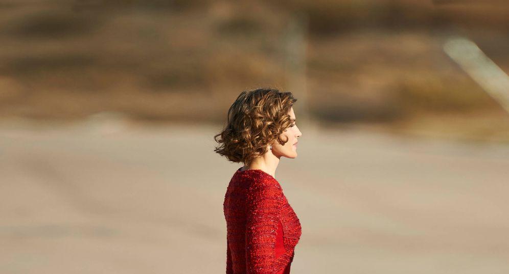 Foto: La reina Letizia en una foto de archivo.