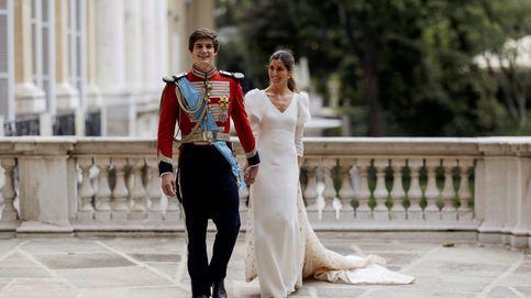 Las fotos oficiales de la boda de Carlos Fitz-James Stuart y Belén Corsini