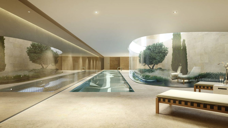 Sale de la piscina - 4 9