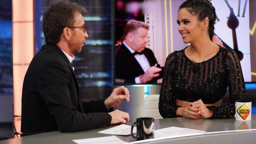 'El hormiguero'   Cristina Pedroche: Quiero que se hable del vestido