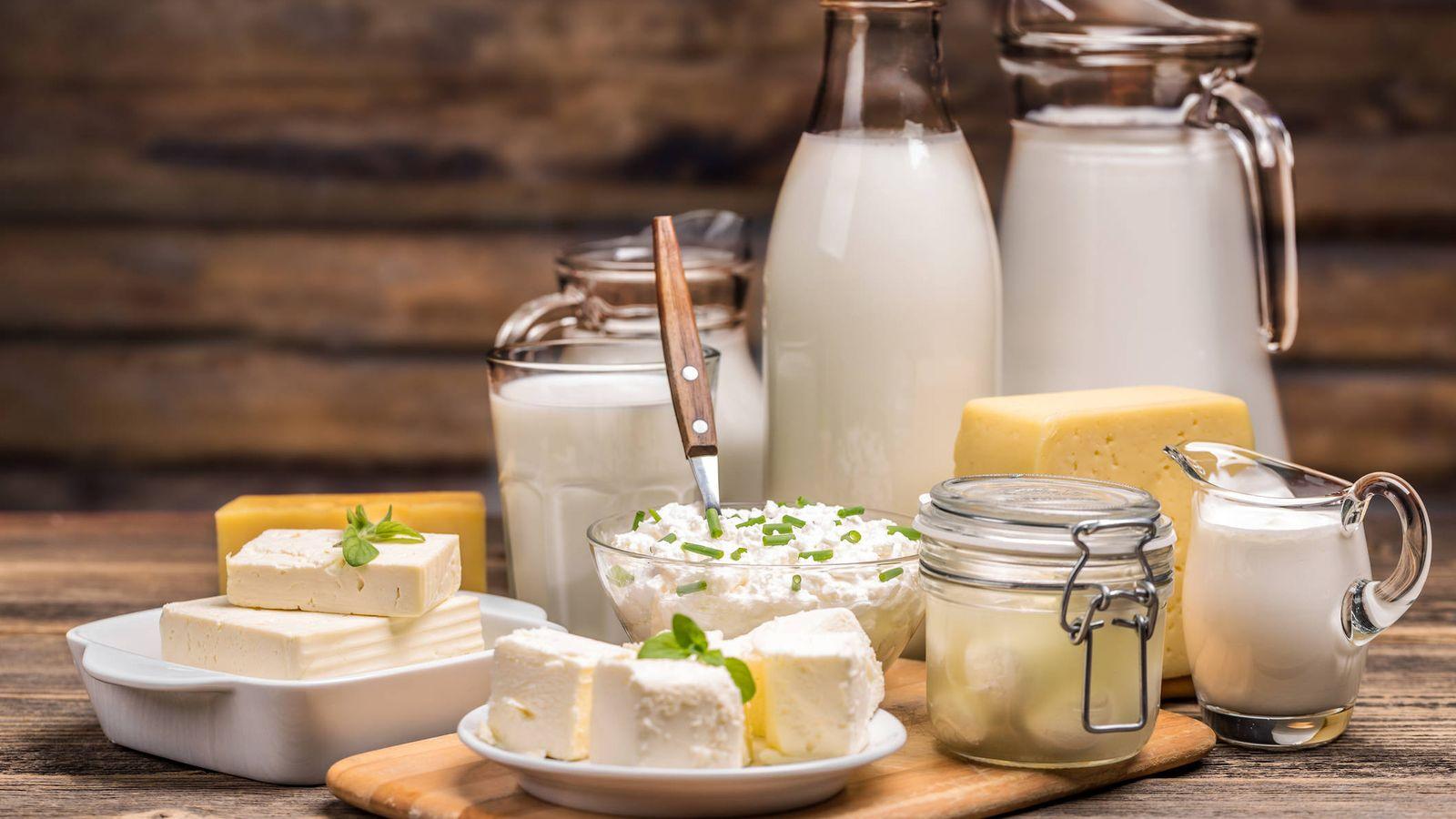La leche y los productos lácteos causan estreñimiento
