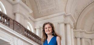 Post de Las fotos oficiales por los 18 años de Elisabeth de Bélgica: la heredera más precoz