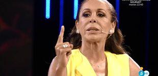 Post de Isabel Pantoja da la estocada a Mónica Hoyos tras su grave insulto en 'SV 2019'