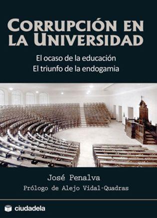 Foto: La Universidad de Murcia expedienta al profesor que denunció la corrupción del centro